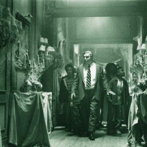 Michael Jackson's Ghosts Short Film