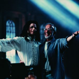 Michael Jackson and Stan Winston Ghosts short film