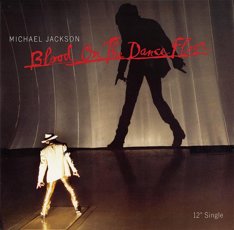 "Michael Jackson - Blood On The Dance Floor 12"" single"