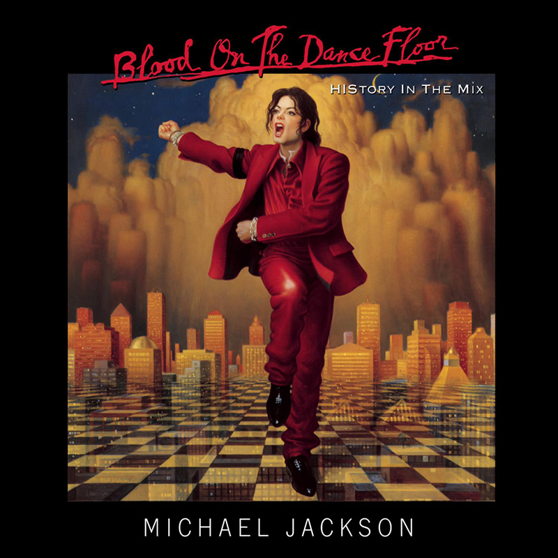 Michael Jackson - Blood On The Dance Floor: HIStory In The Mix album