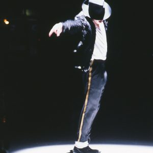 Michael Jackson On World Tour
