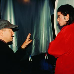 Michael Jackson & David Lynch 'Dangerous' Teaser
