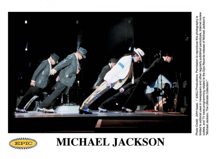 Michael Jackson Ultimate Collection: Michael Jackson Official Concert Photo