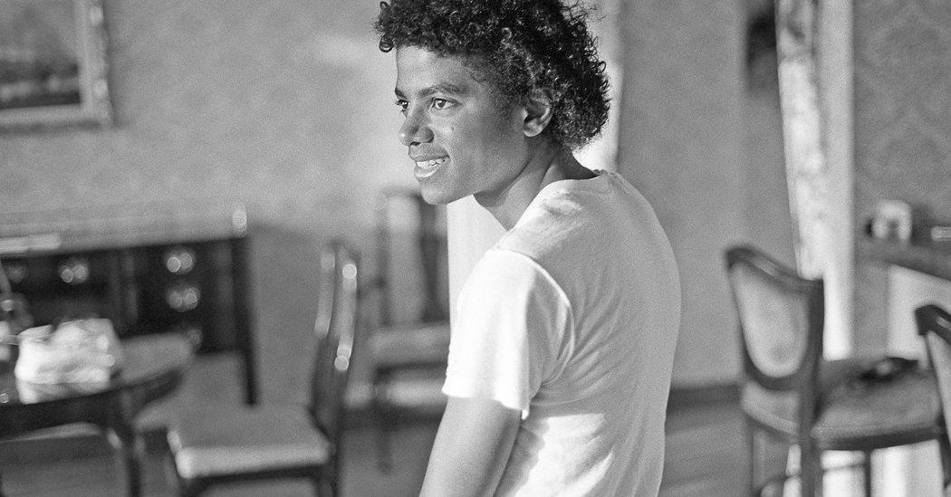 Michael Jackson in Studio