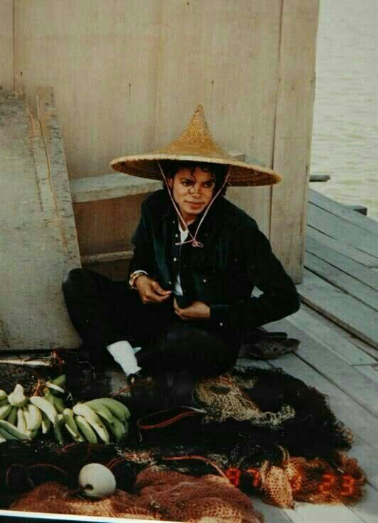 Michael's Trip to Hong Kong in 1987