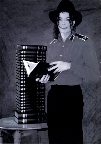 MJ Loved to Read
