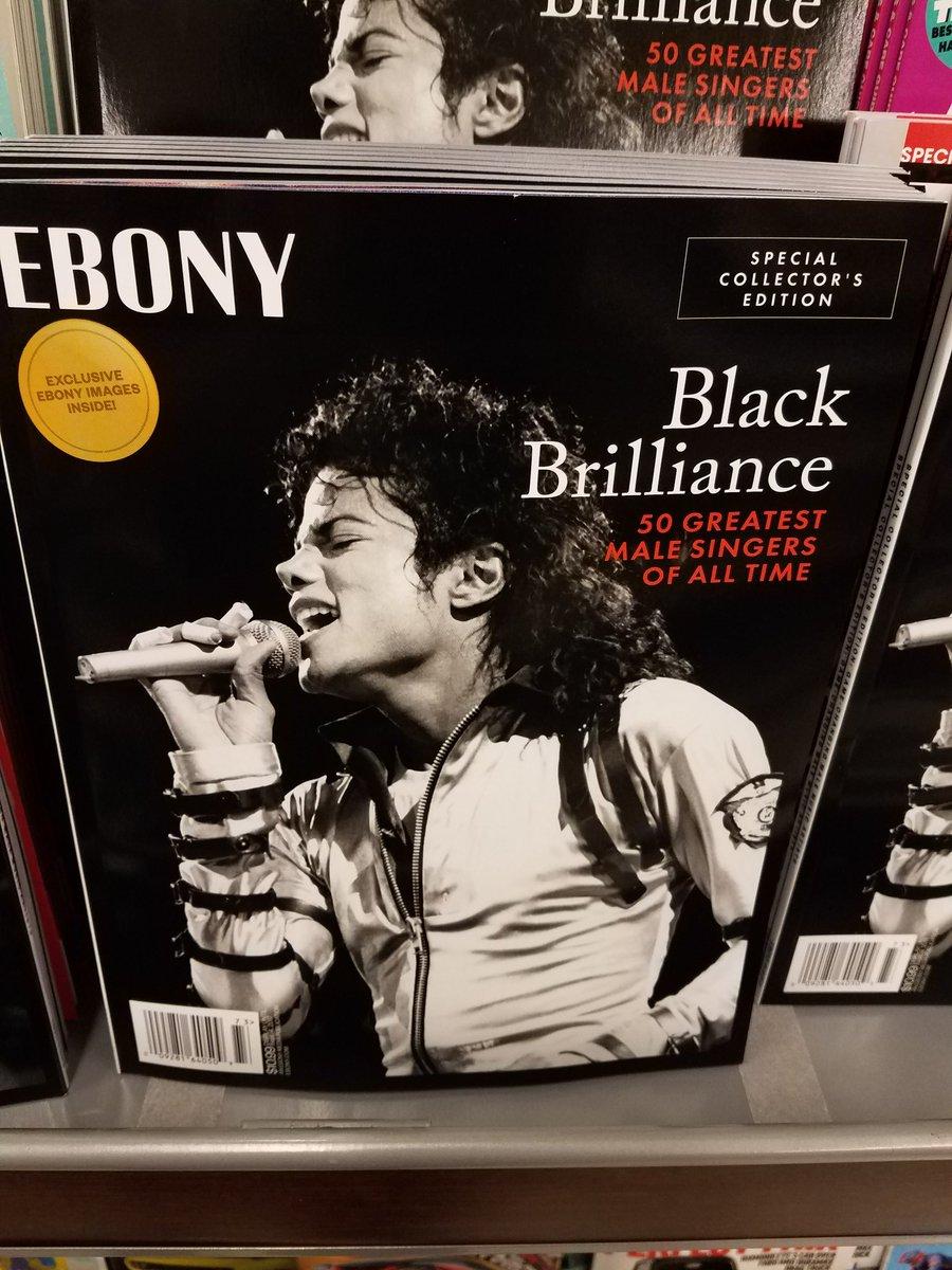 Special Collector's Edition of Ebony Magazine