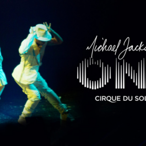 Michael Jackson Cirque Du Soleil One