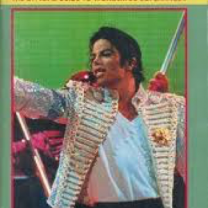 Michael Jackson On The Cover Of Cophenhagen This Week August 1997 Issue