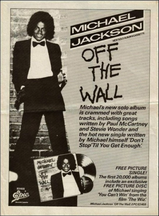 Michael Strahan's Thoughts On MJ's 'Off The Wall'