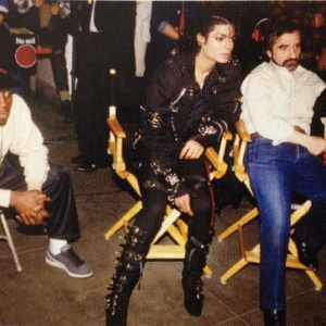 "Can You Recognize These Celebs on MJ's ""Bad"" Behind The Scenes?"