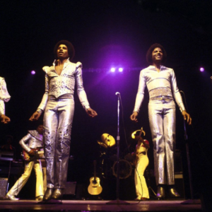 The Jackson Five On The Destiny Tour