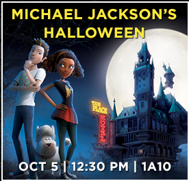 Michael Jackson's Halloween To Premiere At The New York Comic Con