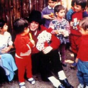 MJ the Humanitarian