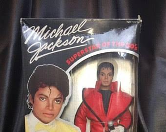 Michael Jackson LJN doll