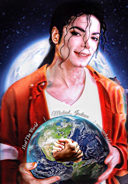 Heal The World Ig Youaintbadd Michael Jackson Official