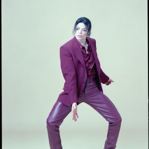 Michael Jackson Blood On The Dance Floor estate photo