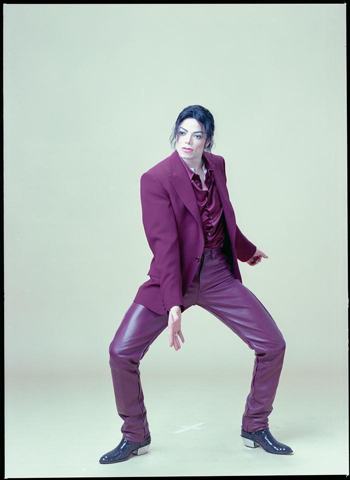 Michael Jackson Blood On The Dance Floor short film session