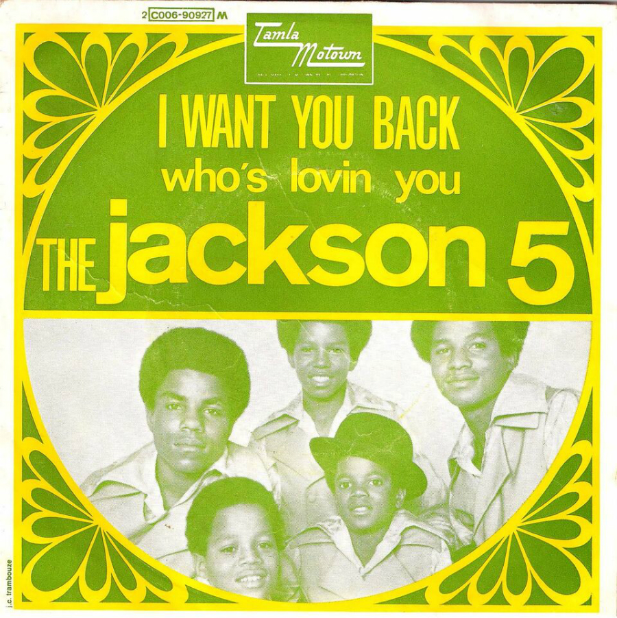 "The Jackson 5 ""I Want You Back"""