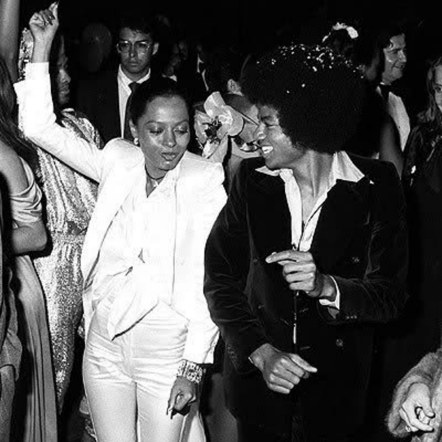 diana ross and mj