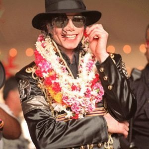 MJ in Hawaii