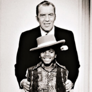 Ed Sullivan with MJ