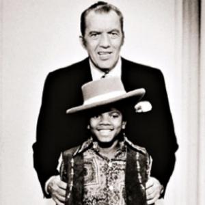 Ed Sullivan with MJ