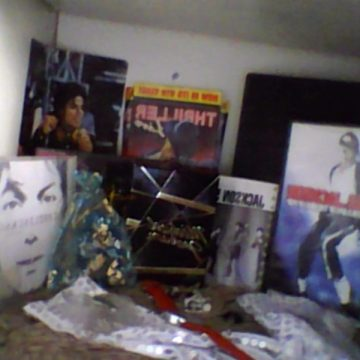 My Michael Jackson Merch