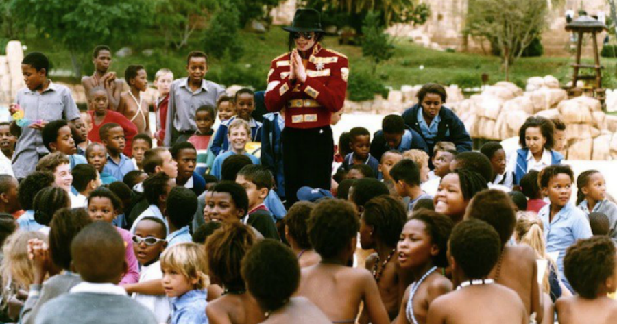 Michael Jackson and His Love for Africa