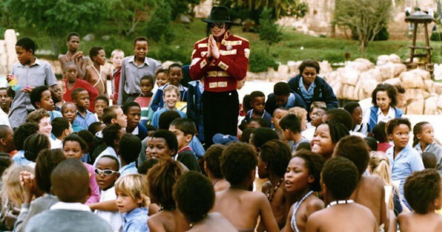 MJ in Africa