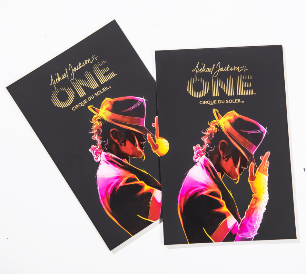 Check Out The Michael Jackson ONE Boutique In Las Vegas