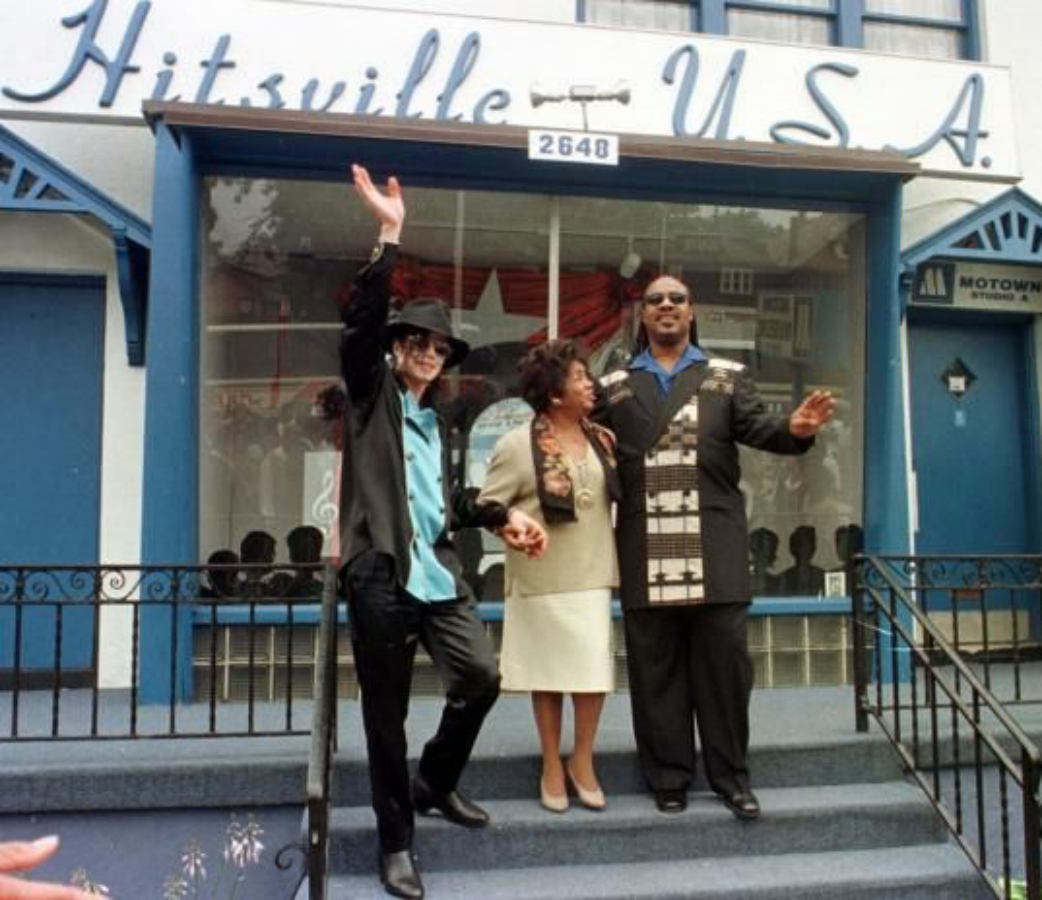 #FBF:  Michael Jackson Visits Hitsville, USA