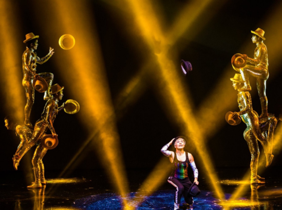 Where Does Cirque du Soleil Draw Inspiration To Create Michael Jackson ONE?