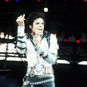 MJ in Cardiff, UK