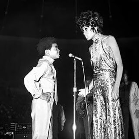 Diana Ross Introduces The Jackson 5 In 1969