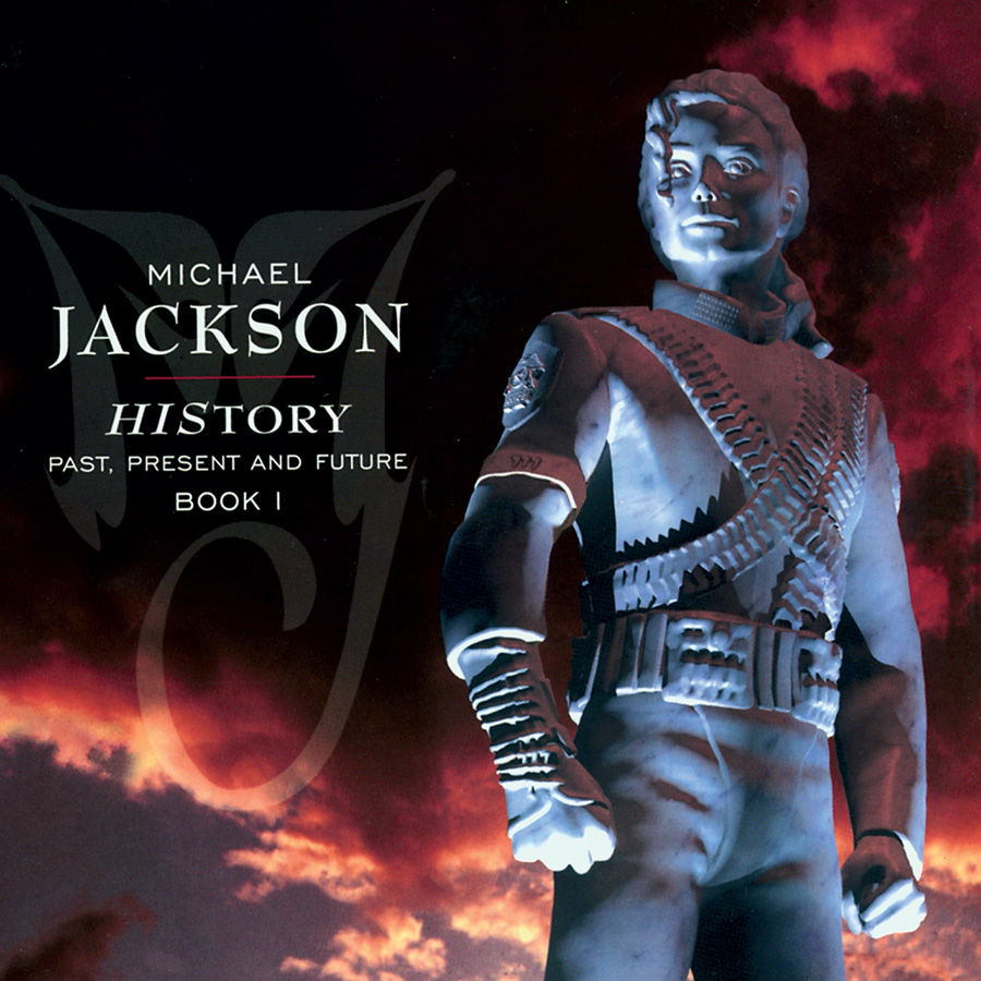 Michael Jackson - HIStory: Past, Present and Future, Book I