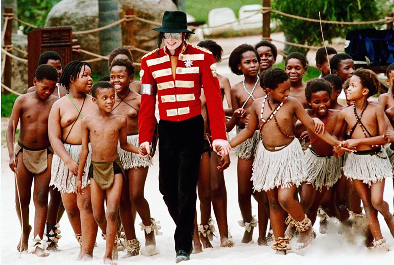 MJ in South Africa