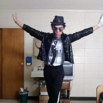 Michael Jackson of mount airy NC
