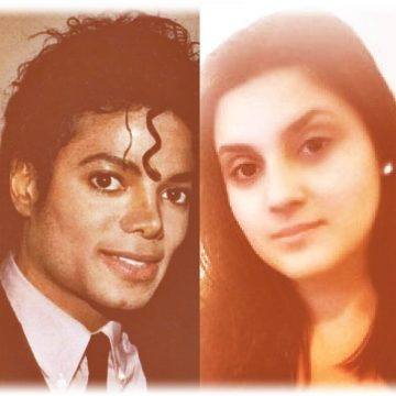 michael with me