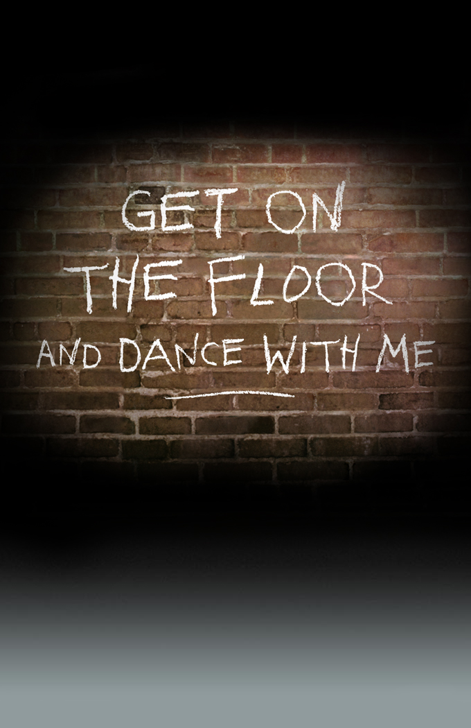 MICHAEL JACKSON 'GET ON THE FLOOR'