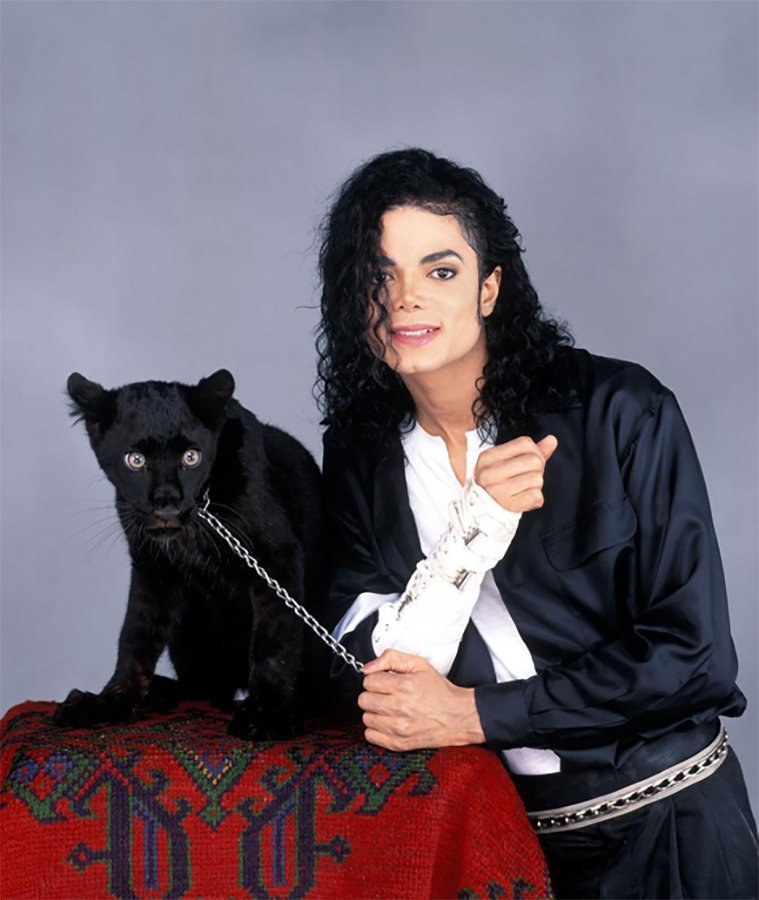 MJ and a
