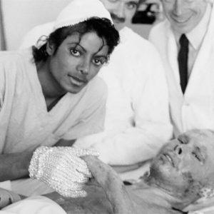 MJ Established The Michael Jackson Burn Center At Brotman Memorial Hospital