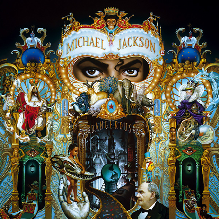 Today We Celebrate The Anniversary of Michael Jackson's Dangerous