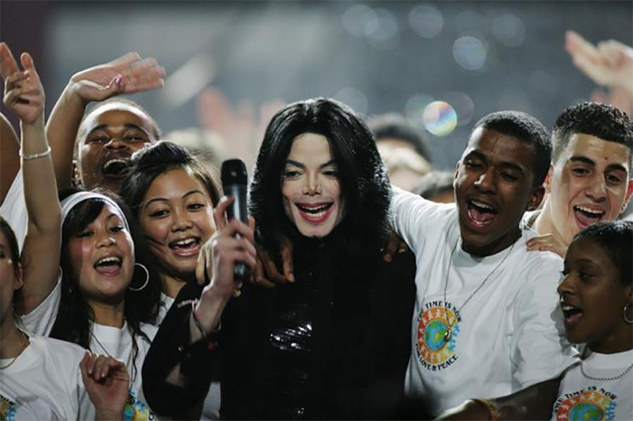 The Atlantic Describes MJ's Revolutionary Vision