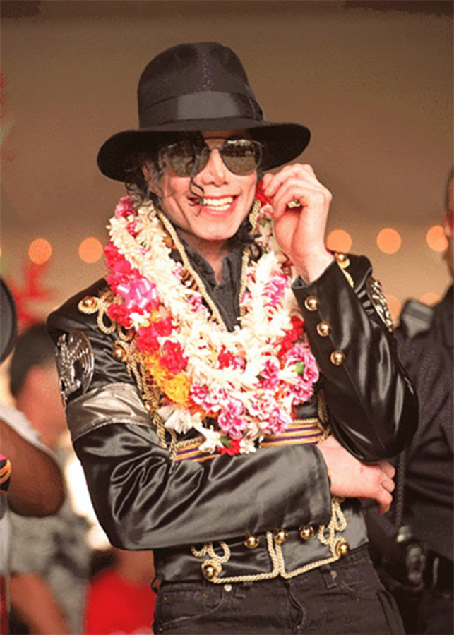 Michael Jackson Performed At Aloha Stadium