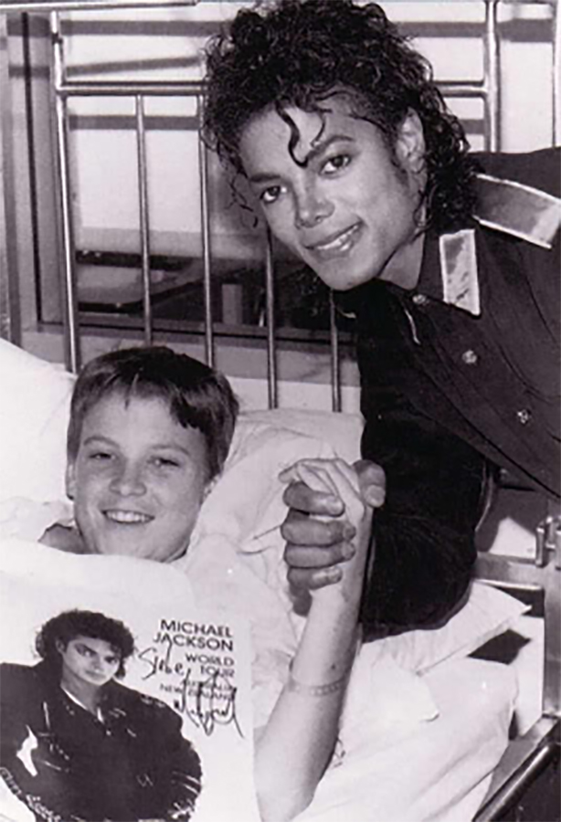 Michael Jackson and His Focus On Acts of Kindness