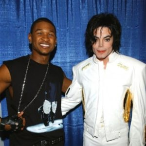 Usher Reflects On Michael Jackson
