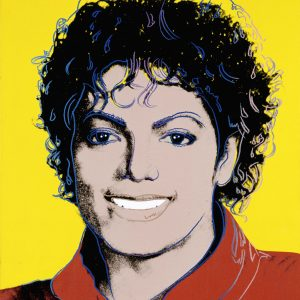 Have You Seen Warhol's Portrait of Michael Jackson At The Smithsonian?