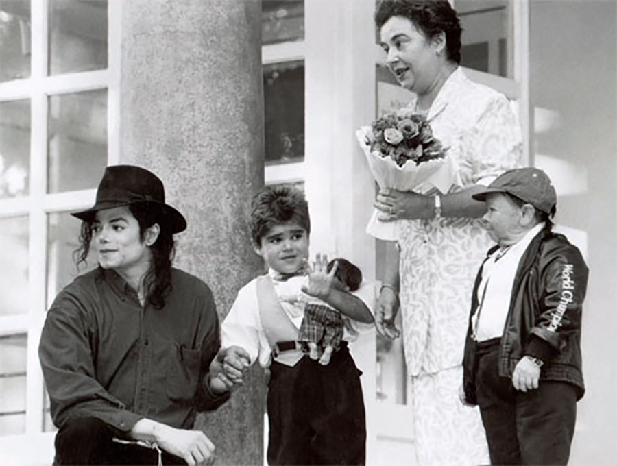 Bela Farkas Remembers Michael Jackson Saving His Life
