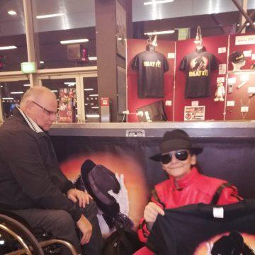 Michael Jackson Impersonator